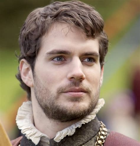 hairstyle of henrycevil henry cavill in the tudors picture png