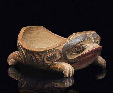 images  native carved bowls  pinterest