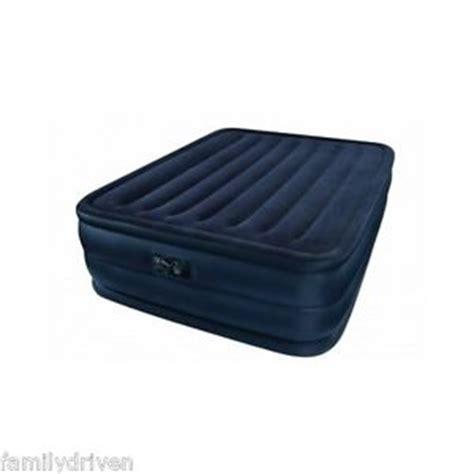 raised size air mattress cing cot