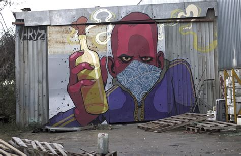 nambrena urbano aryz graffiti urbano