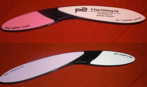 Nagel Polieren Test by Test F 252 R Die N 228 Gel P2 4 Step Nagelfeile Testbericht