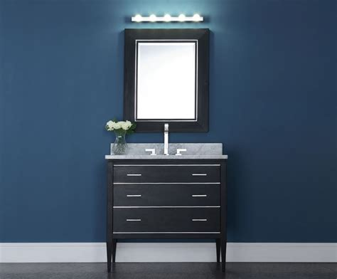 manhattan bathroom cabinets 36 xylem v manhattan 36bk bathroom vanity bathroom