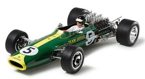 Mainan Rc F1 The Car Scale 112 tamiya 12052 1 12 f1 model car kit team lotus type 49 jim clark 1967 w pe parts