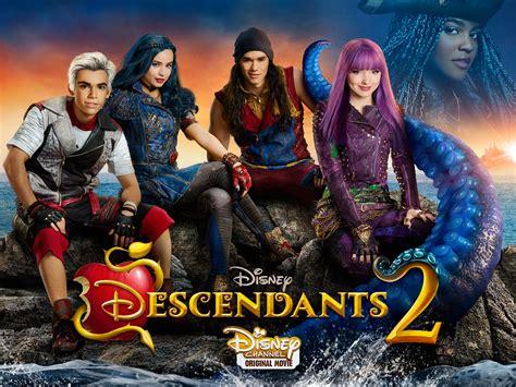 Descandant Es 2 descendants 2 free with verizon fios 174