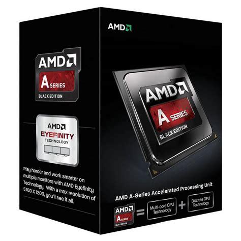 Amd Kaveri A10 7850k Fm2 Radeon R7 Series 39ghz Cache 2x2mb 95w kaveri a10 7850k radeon r7 apu processor