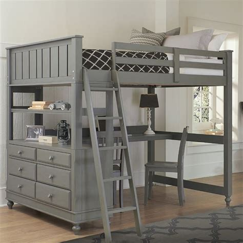 decor for a small bedroom javin loft bed with desk in 2019 loft beds ベッド ロフトベッド 18602   c9f60b1ac5849e3666dfc18602da3655