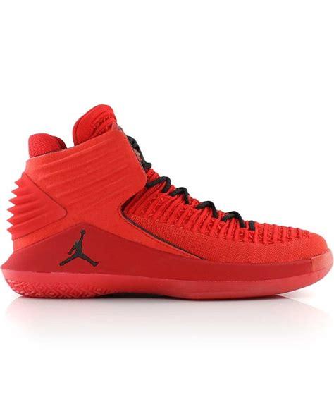 Sepatu Basket Air 32 High Rosso Corsa nike air 32 rosso corsa