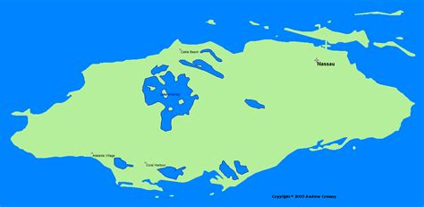 map of new providence maps update 600308 nassau tourist map nassau new
