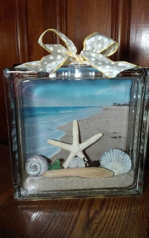 Jellyfish Home Decor by Crafty Glass Block Ideas You Will Love Craft Projects