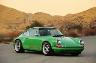 Oldest Porsche 911 Singer Design Classic Porsche 911 With Modern