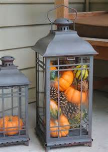 lantern decorating ideas 50 fall lanterns for outdoor and indoor d 233 cor digsdigs