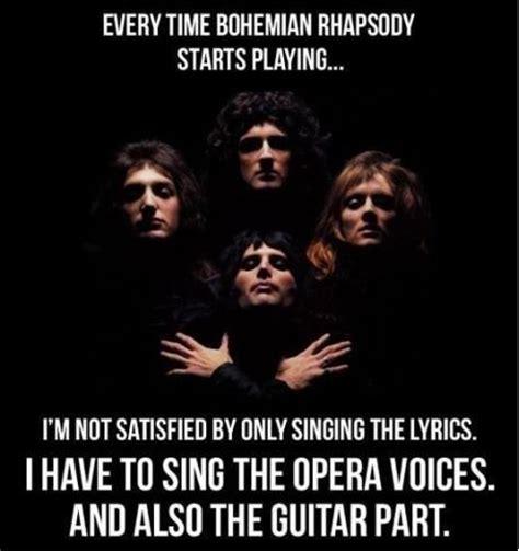 Bohemian Rhapsody Memes - flashback friday bohemian rhapsody by queen cute