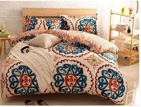 king size comforter on queen size bed yellow blue vintage bedding comforter sets king queen size
