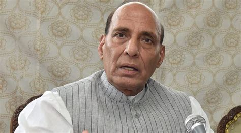 India Home Minister by Union Home Minister Rajnath Singh To Meet Prime Minister
