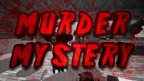roblox thumbnail murder murder mystery a roblox commercial youtube