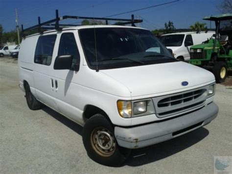 how make cars 1997 ford econoline e150 head up display find used 1997 ford econoline e150 cargo van 4 6l v8 sohc 16v in united states