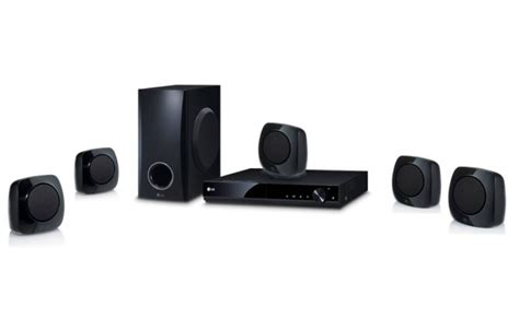 Home Theater Lg Ht356sd lg 330w dvd home theater system lg central america and caribbean