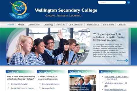 pattern school website education and school web design faststores
