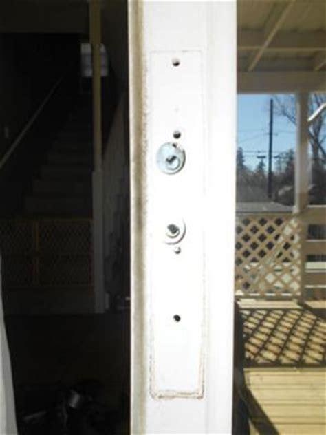 door lock trouble sliding patio door lock q a