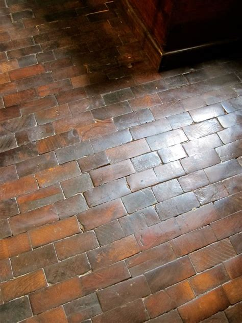 wood floor looks like bricks decorating pinterest one suitcase basement ideas and awesome