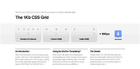 css layout manager css div table generator