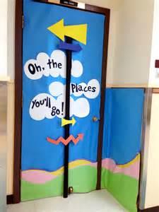 dr seuss door oh the places you ll go kindergarten