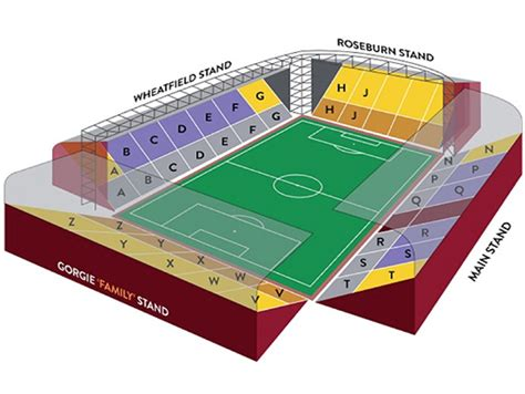 stand seating plan new stand seating diagram the terrace jambos kickback