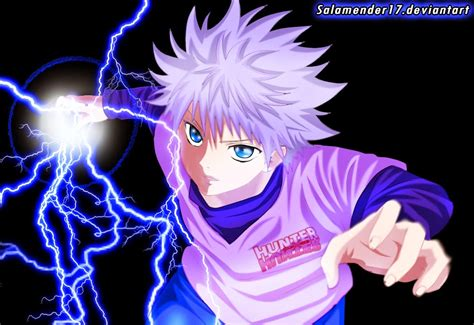 hunter x hunter season 6 2015 anime hunter x hunter killua zoldyck