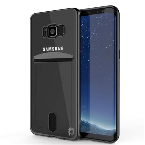 Invisible Armor Tpu Screen Guard Samsung Galaxy S8 galaxy s8 plus punkcase 174 lucid gold series for samsung galaxy s8 plus premium impact