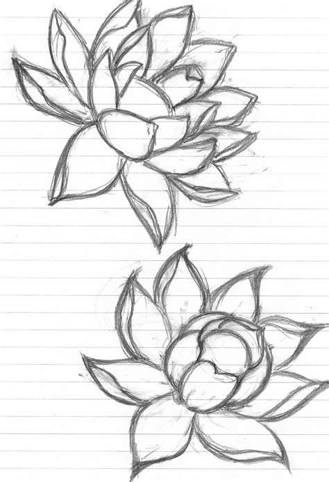 tattoo designs to draw lotus tattoos designs ideas and meaning tattoos for you