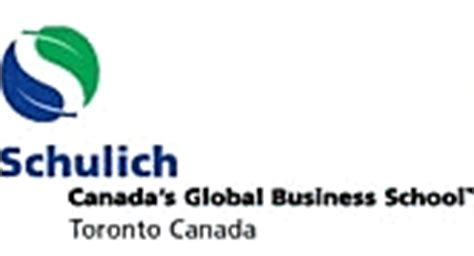 Schulich Mba At A Glance by Business School Rankings From The Financial Times Ft