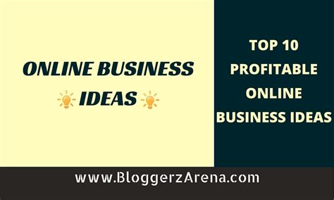 profitable business ideas how to prepare a solid business plan for home based business top 10 most profitable business ideas in 2018