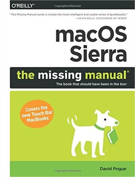 vinboisoft macos the missing manual the
