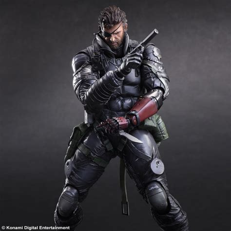 metal gear solid v the phantom play arts upcoming releases