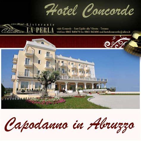 capodanno abruzzo hotel concorde capodanno in abruzzo quot tra mare e monti quot 2018