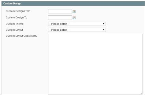 layout update xml magento setup new pages
