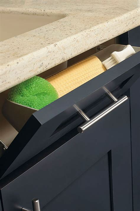 Tilt Out Tray   Kitchen Craft Cabinetry
