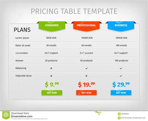 6 price sheet template receipt templates