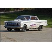 Muscle Cars You Should Know 64 Mercury Comet 427 A/FX  Street Legal