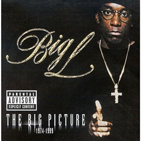 L Covers by The Big Picture By Big L Album Cover
