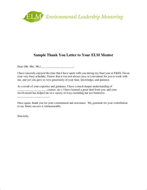 thank you letter after guidelines guidelines for thank you letters