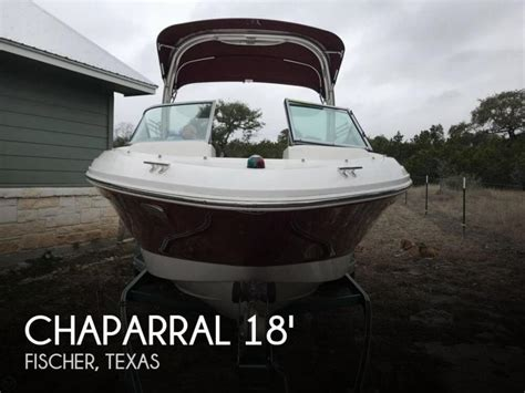chaparral boats h2o 18 sport chaparral h2o 18 sport boats for sale