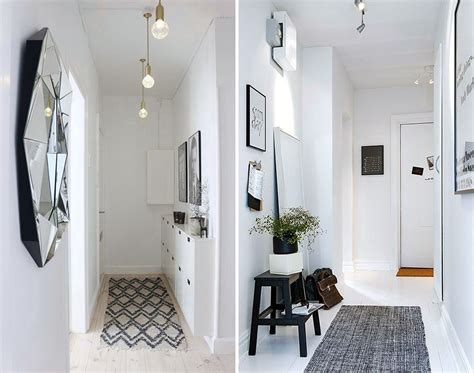 como decorar un recibidor y pasillo c 243 mo decorar un pasillo estrecho para sacarle el m 225 ximo