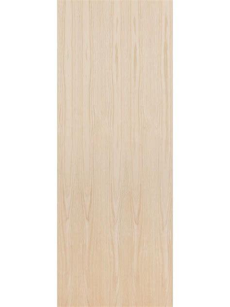 1 190 Flush Birch Solid Core Door Birch Interior Doors