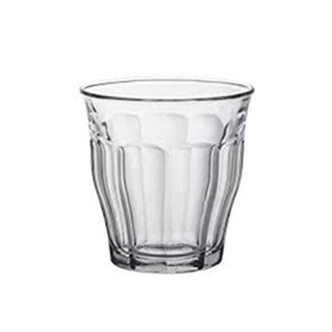 bicchieri duralex set 6 pezzi di bicchieri vetro duralex picardie bicchiere