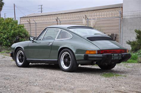 911s Porsche by 1977 Porsche 911s European Collectibles