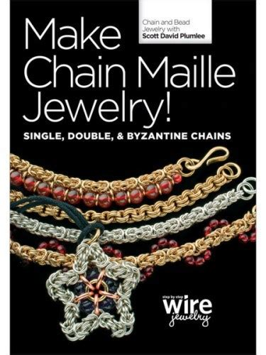 jewelry dvd chain maille dvd bead inspirations creativity