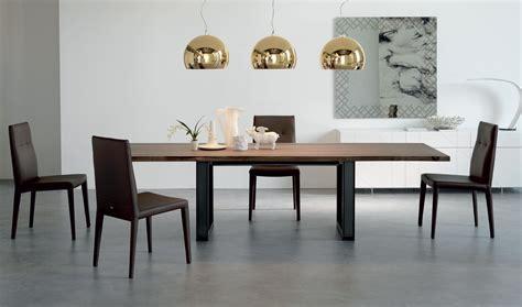 mesas comedor modernas extensibles mesa de comedor extensible moderna sigma cattelan en