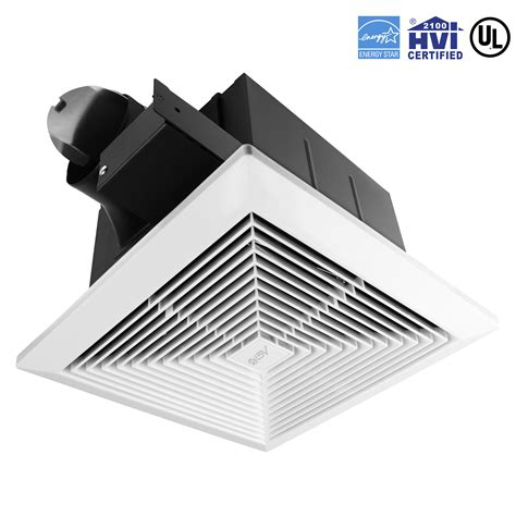 90 cfm bathroom exhaust fan bv ultra quiet 90 cfm 0 8 sone bathroom ventilation and