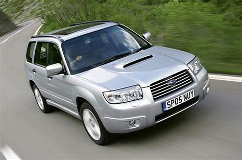 Sporty Subaru by Sporty Subarus From 163 3500 Used Car Buying Guide Autocar